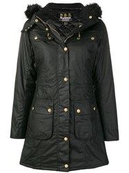 Barbour Hooded Parka Black