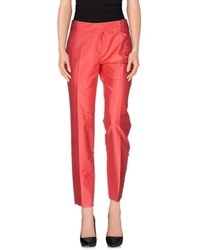 Seventy Trousers Casual Trousers Women Coral