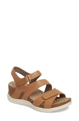Bionica Passion Wedge Sandal Light Sand Leather