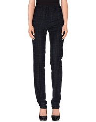 Mp Massimo Piombo Trousers Casual Trousers Women Steel Grey