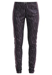 Craft Mix And Match Base Layer Zebra Black Pop Multicoloured