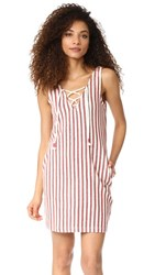 Rebecca Minkoff Monica Dress Baja Stripe