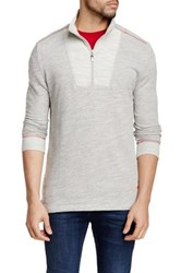 Tommy Bahama Heather French Terry Pullover Gray