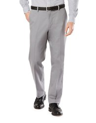 Dockers Big And Tall Signature Khaki Stretch Pants Grey