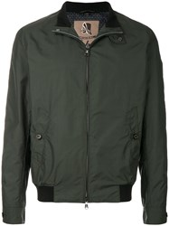 Sealup Classic Bomber Jacket Green