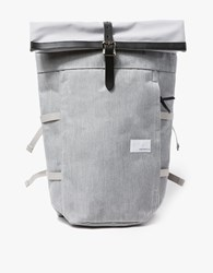 Nanamica Cycling Pack Heather Grey