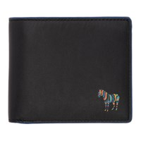Paul Smith Ps By Black Zebra Bifold Wallet