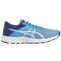 Asics Fuzex Lyte Women's Running Shoes Blue Silver