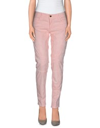 Twin Set Jeans Trousers Casual Trousers Women Pink