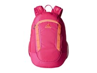 Adidas Excel Ii Backpack Shock Pink Flash Orange Backpack Bags