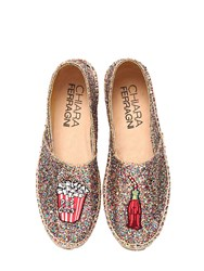 Chiara Ferragni 30Mm Pop Corn And Cola Espadrilles
