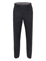 Racing Green Louis Textured Trouser Navy