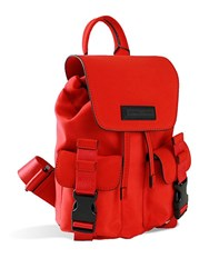 Kendall Kylie Parker Mini Backpack Red