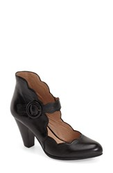 Women's Miz Mooz Footwear 'Carissa' Mary Jane Pump Black