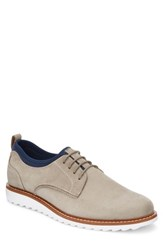 G.H. Bass 'S And Co. Buck 2.0 Plain Toe Derby Grey Nubuck