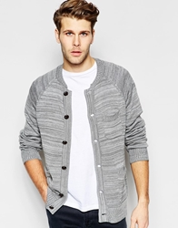 Another Influence Cardigan Grey
