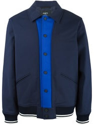Ports 1961 Baseball Jacket Blue