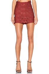 Lolitta Martha Skort Red