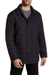 Andrew Marc New York Auburn Quilted Jacket Black