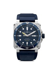 Bell And Ross Br 03 Blue
