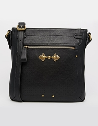 Nica Cross Body Bag Black