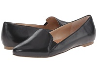 Dr. Scholl's Require Original Collection Black Leather Women's Flat Shoes