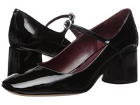 Marc Jacobs Nicole Mary Jane Pump Black Women's Shoes