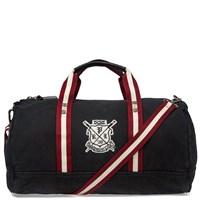 Polo Ralph Lauren Rowing Club Embroidered Holdall Black