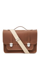 The Cambridge Satchel Company Expedition Satchel Brown