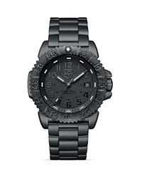 Luminox Navy Seal Steel Colormark 3152 Watch 44Mm Black Black