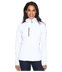 Mountain Hardwear Super Chockstone Hooded Jacket Atmosfer Women's Coat White