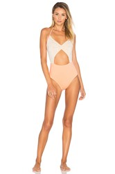 Kore Swim Flora One Piece Coral