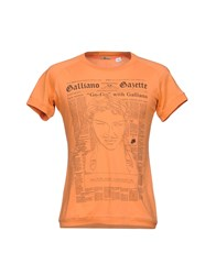 John Galliano Topwear T Shirts