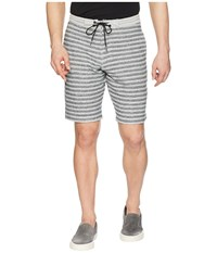 Vissla Sofa Surfer Lounger Fleece Shorts Black