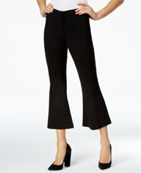 Xoxo Juniors' Cropped Flare Pants Black
