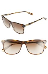 Bobbi Brown Women's The Thatcher 54Mm Gradient Sunglasses Bronze Havana Bronze Havana