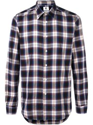 Paul Smith Ps By Checked Shirt