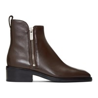 3.1 Phillip Lim Brown Alexa Boots