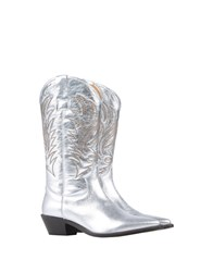 Lemare Boots Silver