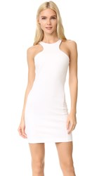Dsquared Halter Dress White