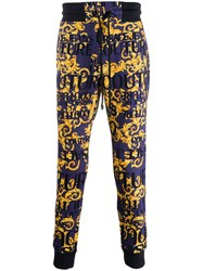 Versace Jeans Couture Baroque Print Sweatpants 60