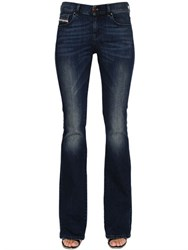 Diesel Sandy B Boot Cut Cotton Denim Jeans