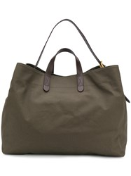 Mismo Ms Haven Holdall Bag Brown