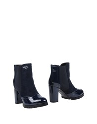 Braccialini Tua By Ankle Boots Dark Blue