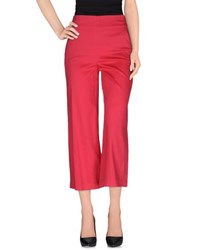Le Ragazze Di St. Barth Trousers Casual Trousers Women Coral