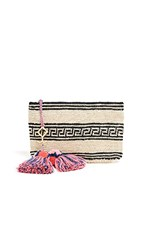 Yosuzi Dita Clutch Natural Multi