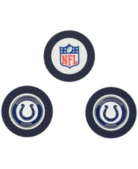 Team Golf Indianapolis Colts 3 Pack Poker Chip Markers Blue