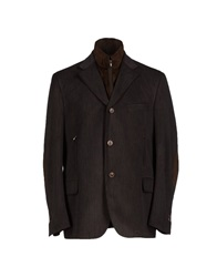 Nino Danieli Blazers Dark Brown