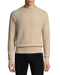 Tom Ford Seamless 12 Gauge Light Cashmere Sweater Pink