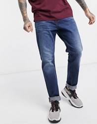 Dr. Denim Dr James Relaxed Tapered Jeans Blue